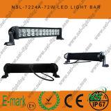 guide optique de 3*24W LED, guide optique de 13inch Epsitar LED, tache/inondation/guide optique combiné de LED pour l'entraînement de route