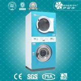 Handelswäscherei-Geräten-Stapel-Unterlegscheibe-Trockner für Verkauf