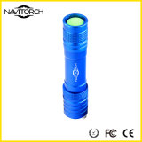 Antorcha impermeable recargable del CREE XP-E LED Zoomable