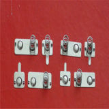 Parti della batteria di montaggio di metallo varie con la molla, frammenti di proiettile della batteria (HS-BA-0013)