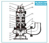 Schmutziges Water als Submersible Pump (CER Approved)