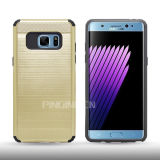 De Mobiele Dekking van PC TPU voor Nota 7 van de Melkweg van Samsung Geval