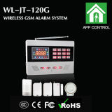 Ios와 Andriod Operation를 가진 무선 GSM Alarm System