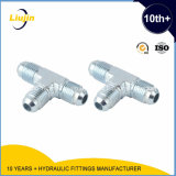Guarniciones hidráulicas de la unión masculina del tubo/tes iguales