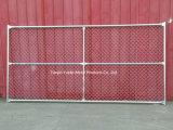 エレクトロによって電流を通される塀のパネル、家畜はパネル、溶接された金網の塀のパネル、最もよい価格の一時溶接された網の塀のパネルを囲う