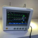 OIN 7 de la CE avancent le moniteur patient de multiparamètre portatif
