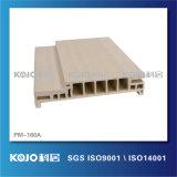 OEM/ODM het decoratieve Materiële Frame van de Deur WPC met SGS Certificaat (pm-160A)