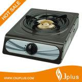 100mm Cast Iron Burner 0.35*0.25mm Nonstick Single Burner Gas Cooker Jp-Gc101t