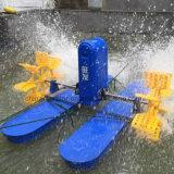 aérateur d'étang de crevette de poissons d'aérateur de roue à aubes d'aérateur de 1HP 2HP 3HP