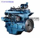 12本のシリンダーEngine、Generator Set、Sdec Engine、1200kVAのための上海Dongfeng Engine