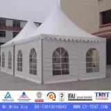 Шатер Pagoda белой выставки напольный просто