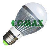 Luz de bulbo de la alta calidad LED de B22 E27 A60