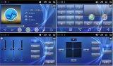Yessun 10.2 인치 Subaru 임정관 (HD9017)를 위한 인조 인간 차 GPS 항법