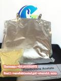 反老化の粉のTrenboloneのアセテートのTrenboloneのステロイドの粉ソースCAS 10161-34-9
