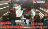 Papel higiénico automático cheio de toalha de cozinha que faz fornecedores da maquinaria