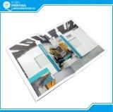 Panfleto da impressão Offset A4 de papel de arte do lustro
