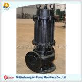 Bomba submergível vertical de lavagem da pasta do depósito da mina resistente
