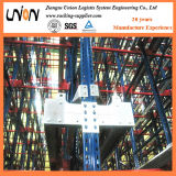 Un Radio Shuttle Pallet Racking System