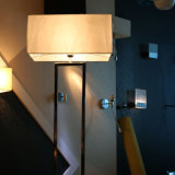 De moderne Bevindende Staand lamp van het Messing van Decoratove van het Hotel Antieke