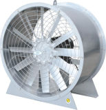Ventilateur axial de température élevée de Gws d'atelier