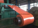 Покрытие цинка 30-40g ASTM Pre покрасило гальванизированную стальную катушку