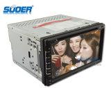 2 van de Auto van het Scherm van de Aanraking van DIN GPS Van verschillende media van TV de Speler van de Auto van Adio DVD van de Speler (mcx-6951)