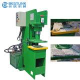 Máquina de pressão de recicl de pedra hidráulica da laje do certificado do CE