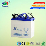 12V 50ah Solar AGM Battery for Street Light System