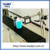 Grande imprimante à jet d'encre tenue dans la main d'écran tactile d'affichage à cristaux liquides