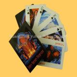 トランプのギフトのカードの昇進のカードの火かき棒をカスタム設計しなさい
