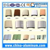 Alta qualidade da fonte processos de manufatura profundos do alumínio do processamento da extrusão de alumínio de 6000 séries/OEM