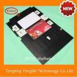 Modelo L800 da bandeja de cartão do PVC da impressão do Inkjet da impressora de Epson