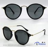 Gafas de sol plásticas de la manera del diseñador a estrenar para las mujeres/señora (DP1252YZ)