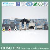 JammaのマルチゲームPCB PCBのボード700tvlソニーEffio-E CCDのボードのカメラM12のコネクターPCBの台紙