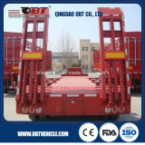 Equipment resistente Low Bed Trailer per Tracked Vehicles