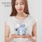 Ivenran 신선한 꽃 접촉 유형 밤 램프 선물