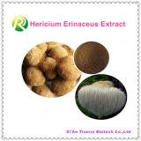 高品質100%自然なHericiumのErinaceusのエキス