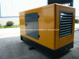 180kw/225kVA Deutz Engine Soundproof Diesel Generator
