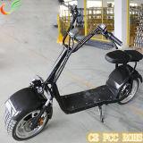E-Motocicleta da automatização com os Cocos grandes da cidade de Confort do assento