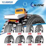 Pneumatico del carrello di miniera, pneumatico radiale resistente 1200r20 con il PUNTINO dell'ECE