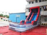 プール(CHSL511L-GRAY)が付いている巨大で膨脹可能な水スライド