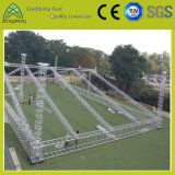 Binder-Aluminiumfabrik-im Freienkonzert-Stadiums-Leistungs-Zapfen-Aluminiumbeleuchtung-Quadrat-Binder