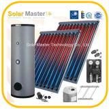 Riscaldatore di acqua solare della valvola elettronica 2016 per uso domestico