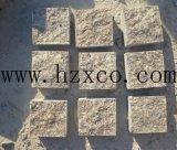Prodotti mattonelle, bramma, base d'appoggio, pietra del ciottolo, pietra delle mattonelle della pietra del granito di G664 Bainbrook Brown del cubo