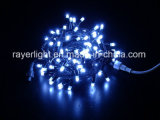 크리스마스 요정이 LED 방수 끈에 의하여 점화한다