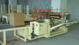 Rectángulo automático del cartón que erige la máquina