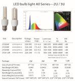 Alto bulbo de lámpara del lumen 950lm 3u 12W E27 LED