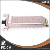 10GBASE DWDM XENPAK optischer Lautsprecherempfänger SMF 80km 1530.33nm~1641.41nm