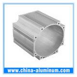モーターシェルのためのAA6005-T5/T6アルミニウムプロフィールの空気シリンダー