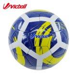 Balón de fútbol promocional del PVC del OEM
